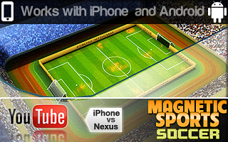 Android Nexus One vs. iPhone MS Soccer